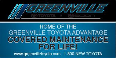 Greenville Toyota Scion