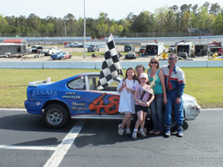 U-Car Race Results - Opening Day Winner Duane Walker