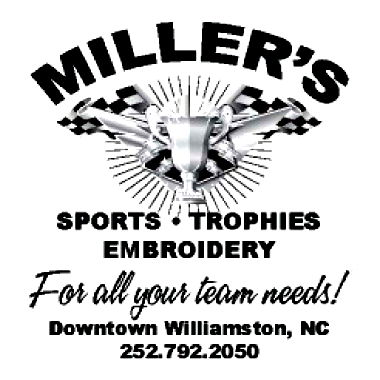 Miller's Sports, Trophies, & Embroidery