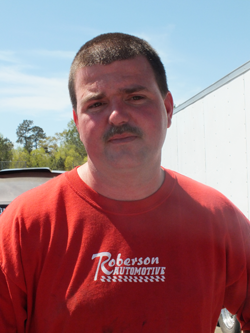 Travis Roberson - Late Model Division Driver Profiles