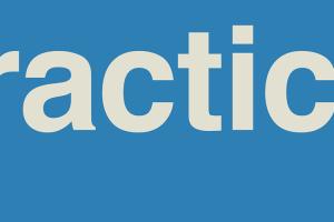 Open Practice Dates