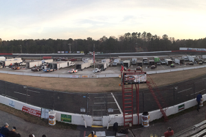 Opening Night at East Carolina Motor Speedway