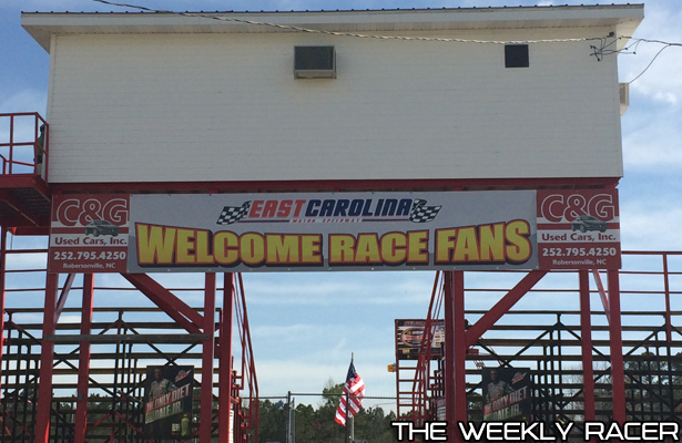 East Carolina Motor Speedway Releases Late Model Rules